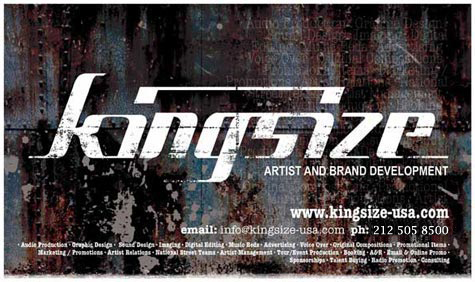 KingSize USA, Inc